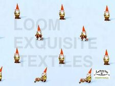 RPD113 Heather Ross Rare Gnome Retro Lightning Bugs Collection Cotton Fabric