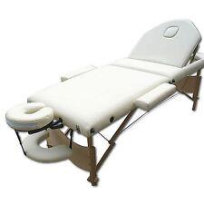 Table de massage 3z-blanc-noir-bleu-neuve