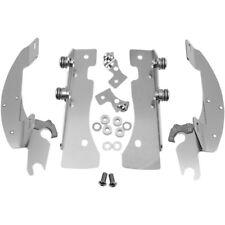 Memphis Shades MEM8981 Polished Trigger-Lock Mount Kit for Yamaha XV1600A and XV1700A Road Star 1999-2014