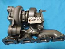 2010-2012 Porsche Panamera Twin TD04HL4A-18T-11.0 Genuine Turbo Turbocharger