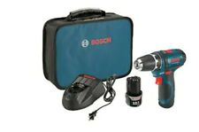Bosch 12-volt Max 3/8-in Cordless Drill (2-Batteries Included)Item...