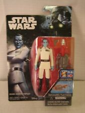 RARE GRAND ADMIRAL THRAWN STAR WARS 3.75 FIGURES ROGUE ONE WAVE 3