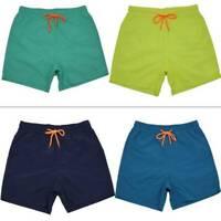 Mens Beach Board Swimwear Swim Trunks Surf Bikini Quick Dry Stretch Shorts Pants