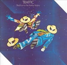 Shoot Out at the Fantasy Factory [Remaster] by Traffic (CD, Sep-1989, Island (Label))