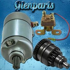 Starter Drive & Relay Solenoid Replaces Polaris OEMs 3085521, 3084981, 3090188