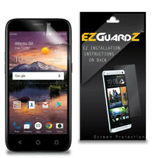 6X EZguardz Ultra Clear Screen Protector Cover HD 6X For ZTE Overture 3