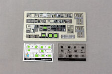 Dreammodel 1/48 Color PE F/A-18F Cockpit Detail for Hasegawa 48008