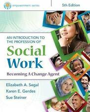 Empowerment Series: An Introduction to the Profession of Social Work by Elizabet