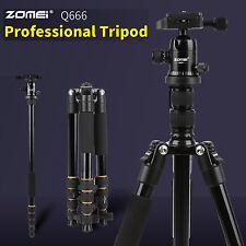 Professional Camera Tripod Monopod Digital Camera DSLR Camcorder Sony Nikon