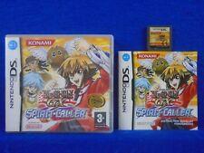 ds YU-GI-OH GX Spirit Caller YUGIOH Lite DSi 3DS Nintendo PAL UK REGION FREE