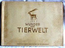Vollständige Sammelbilder mit dem Thema Natur, Sammelbilderalben aus Deutschland