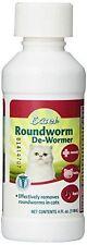 CAT Kitten Eight In One Excel Roundworm De-Wormer Breeder 4 fl oz Liquid 8 in 1