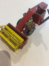 massey ferguson combine harvester 180 Specification Made In England By Lesney