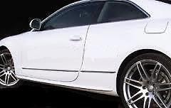 21mm CHROME Car Door Bumper Protector Moulding Strip fits ASTON MARTIN (DP03)