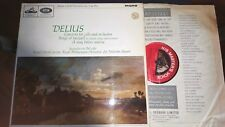 ALP 2097 (ASD 644) Delius CONCERTO FOR CELLO Songs Farewell UK HMV S/C Du PRE