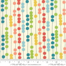 MODA Fabric ~ MIXED BAG 2017 ~ by Studio M (33201 21) Cloud - by 1/2 yard