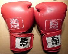 R. YEA SPORTS BOXING GLOVES SIZE 14