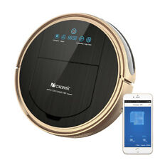 Proscenic 790T WIFI Robotic Vacuum Cleaner Smartphone APP Remote Control, 2D Map