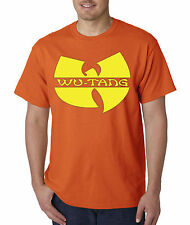 New Way 175 - Unisex T-Shirt Wu-Tang Clan Logo Rap Group
