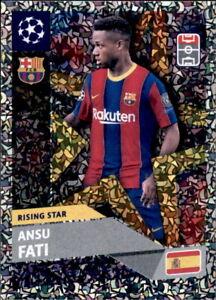 Topps Champions League 2020/21 Sticker RS3 - Ansu Fati
