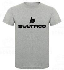 Camiseta Bultaco Mano OK hombre tallas y colores