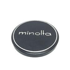 Minolta Genuine 57mm Metal Front Lens Cap From JAPAN #F