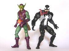 MARVEL Select: Green Goblin + Venom Collector Action Figures | Spider-Man