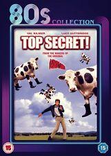 Top Secret! - 80s Collection [DVD]