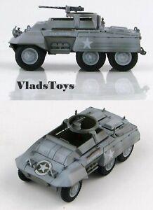 Hobby Master 1:72 M8 M20 Armored Utility Car US Army Ardennes Belgium 44 HG3813