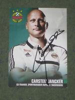 DEUTSCHLAND Carsten Jancker (Rapid Wien) Shanghai Shenhua Udinese Bayern WM EM