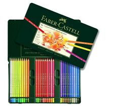 Crayons couleur Faber-castell Polychromos 60 Tin