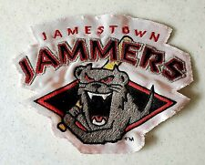 Jamestown Jammers embroidered logo patch - Used