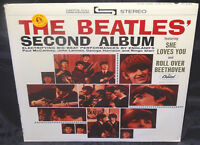 Beatles Second Album Sealed Vinyl Record Lp USA 1975 Apple ST 2080 Riaa 18