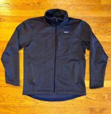 Patagonia Men's Ukiah Fleece Jacket - Size Medium - Navy Blue