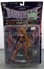 "DarkChylde ARIEL 6"" Action Figure Autograph Clayburn Moore & Randy Queen '99 NIP"