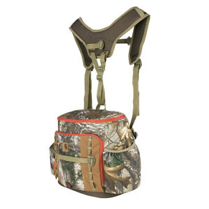Carhartt Hunt Realtree Camo Lumbar Hunting Backpack Pack with Gun Sling