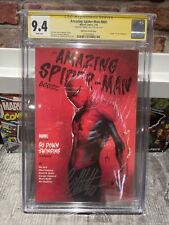 The Amazing Spiderman #800 Signed Dell'Otto 1:25 Variant CGC SS