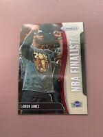 2019-20 PANINI PRIZM BASKETBALL LEBRON JAMES #3 NBA FINALISTS INSERT CAVALIERS