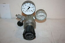 Air Products E12-244D Gas Delivery Pressure Regulator w/Gauges- 3000 PSI Inlet