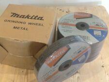 25 X MAKITA METAL GRINDING DISCS 230 X 6 X 22.2
