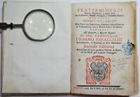 Settecentina Trattenimenti curiosi dilettevoli per li giovani, zittelle 1767