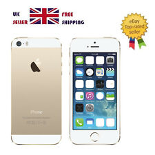 FACTORY UNLOCKED SMARTPHONE APPLE IPHONE 5S 16GB SIM FREE GOLD BRAND NEW