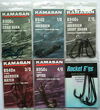 KAMASAN SEA FISHING HOOKS - all patterns and sizes available and 73p for P&P