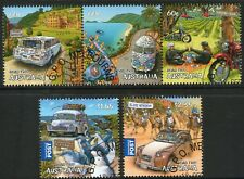 Australia 2012 Road Trip set of 5 Cancelled to Order