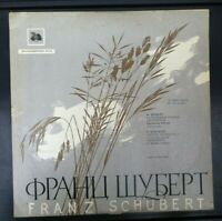 Franz Schubert Vinyl Album LP