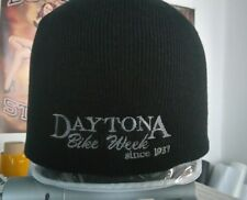 Mütze Beanie gestrickt Daytona Bike Week Biker Harley DAVIDSON Chopper Customs