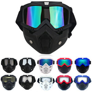 Detachable Cycling Sunglasses Goggles Bike Bicycle Riding Glasses Sports Eyewear