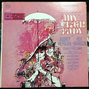 MY FAIR LADY OST Album Released 1964 Vinyl/Record Collection US pressed