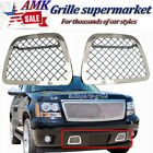 For 2007-2014 Chevy Tahoeavalanchesuburban Stainless Mesh Bumper Grille Insert