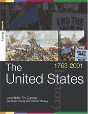 UNITED STATES, 1763-2001 - NEW PAPERBACK BOOK